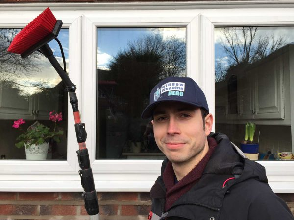 window cleaning hero